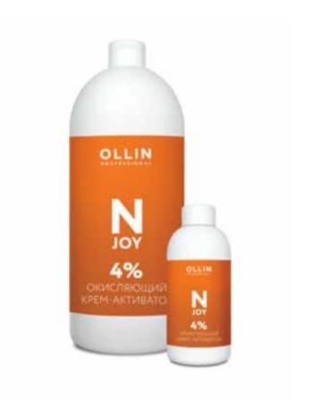 Окисляющий крем-активатор N-joy, 4%