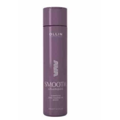 Screenshot 7 454x454 - Шампунь для гладкости волос Smooth Hair Ollin, 300мл