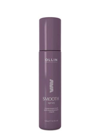 Smooth hair Термозащитный разглаживающий спрей 100 мл