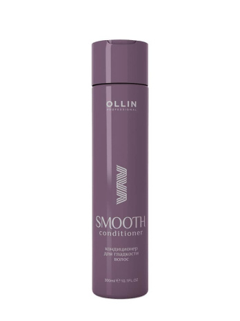 Кондиционер для гладкости волос Ollin, 300мл