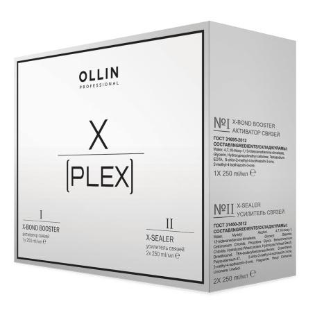 X-Plex набор для зазиты волос (#1 и #2)