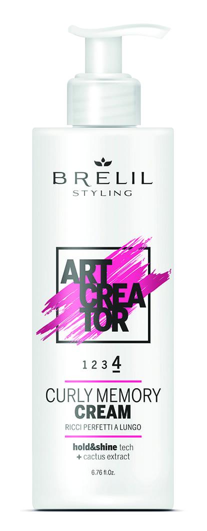 Крем для вьющихся волос ART CREATOR с эффектом памяти, 200 мл