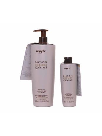Шампунь ванна Shampoo Luxury caviar