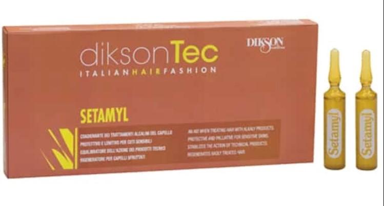 dicson tech - Топ 15 ампул для волос