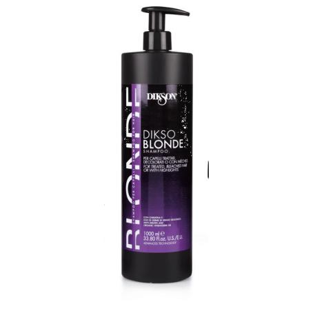 Шампунь для обесцвеченных волос Dikso Blonde Shampoo