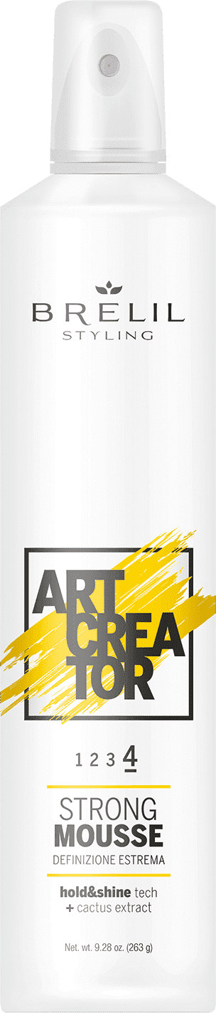 Мусс для укладки сильной фиксации ART CREATOR, 300 мл NEW