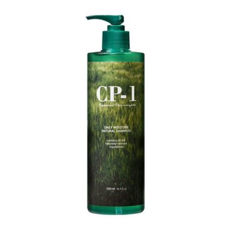 Шампунь натуральный для ежедневного примения для сухих волос CP-1 Daily Moisture Natural Shampoo, 500 мл